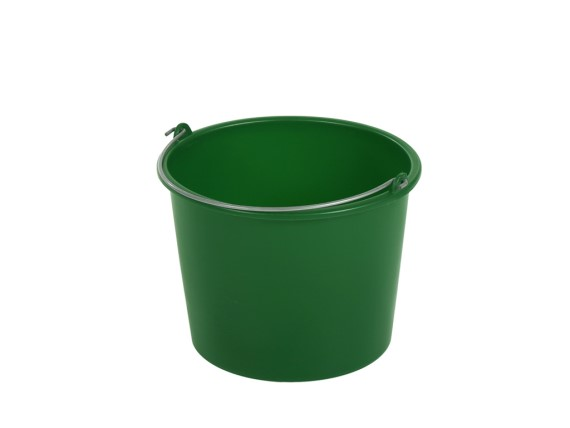 Emmer 12 liter - normal duty - groen 99.4753.4
