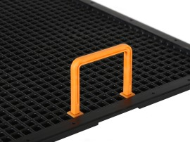 Variogrid handgreep - voor producttrays - H 69 mm