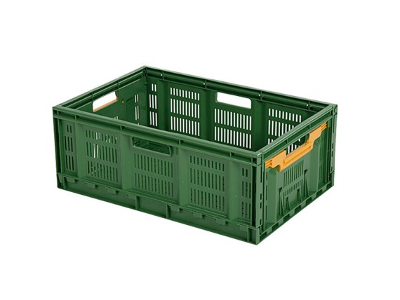 FRESH BOX klapkrat - 600 x 400 x H 234 mm 30.KB622 + kleurnummer